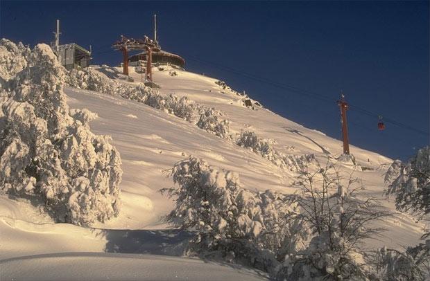 Piste de ski à Bariloche