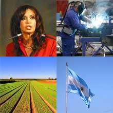 L'ECONOMIE ARGENTINE