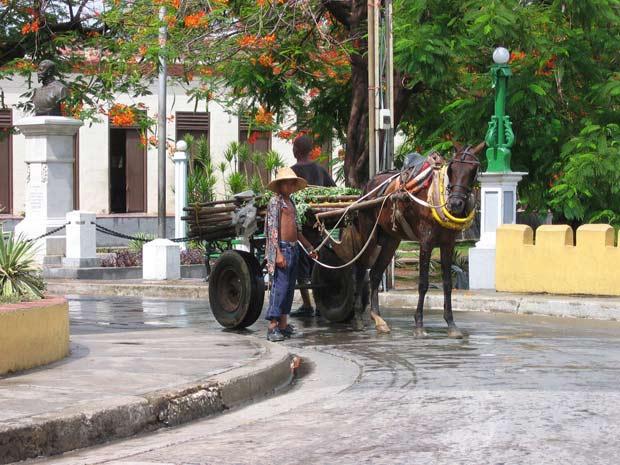 VOYAGE à SANTIAGO DE CUBA