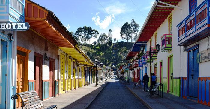 TOURISME EN COLOMBIE