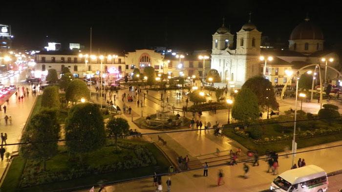 HUANCAYO - PEROU
