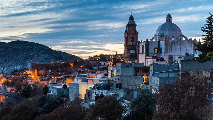 TOURISME & VOYAGE AU MEXIQUE