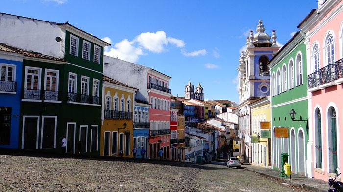 SALVADOR DE BAHIA - BRESIL