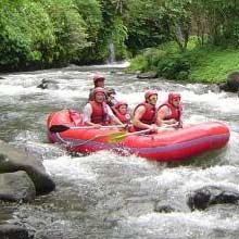 RAFTING en AMERIQUE LATINE