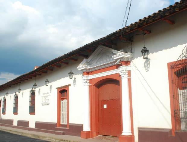 Ancienne maison devenue musée Leon - Nicaragua