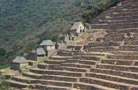 Photo du  Machu Picchu