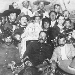La REVOLUTION MEXICAINE